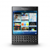BlackBerry Passport SQW100-1 Piano Black
