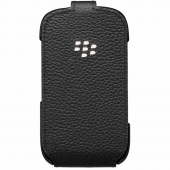 Чехол Leather Flip Shell для BlackBerry Q10 Black
