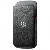 Чехол Leather Pocket для BlackBerry Classic Black