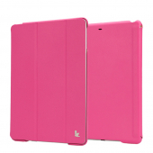 Чехол Jisoncase Smart Cover для Apple iPad Air/Air2 Rose