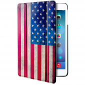 Чехол Puro Zeta Slim Case для Apple iPad Air USA Flag