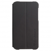 Чехол Leather Flip Shell для BlackBerry Z10 Black