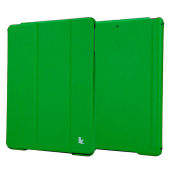 Чехол Jisoncase Smart Cover для Apple iPad Air/Air2 Green