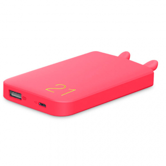 Romoss Lovely Elf Series 6000mAh Pink-1
