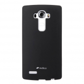 Силиконовый чехол Melkco Poly Jacket для LG Optimus G4 Black Mat