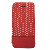 Чехол Viva Madrid Ilusion для IPhone 5/5S Red/White