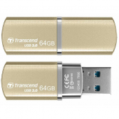 USB Flash накопитель 64Gb Transcend JetFlash 820 Golden (TS64GJF820G)