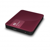 Жесткий диск HDD Western Digital WDBNFV0030B My Passport Ultra 3Tb Berry