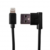 Lightning Data Cable House 1000mm Black