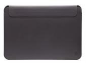 Чехол WIWU Skin New Pro 2 Leather Sleeve 15.4  for MacBook Pro Black