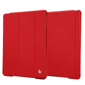 Чехол Jisoncase Smart Cover для Apple iPad Air/Air2 Red