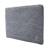 Laptop Bag Baseus Convenient-Soft-Ultra Protective для MacBook 15 inch Grey LTAPMCBK15-0G