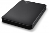 Жесткий диск 4Tb Western Digital Elements Portable Black (WDBU6Y0040BBK)