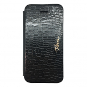 Чехол Viva Madrid Ardiente для IPhone 5/5S Black Crocodile