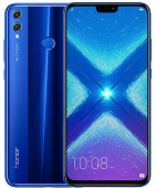 Смартфон Honor 8X 4/128GB Blue (JSN-L21)