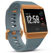 Умные часы Fitbit Ionic Slate Blue/Burnt Orange
