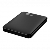 Жесткий диск Western Digital WD Elements Portable 1TB WDBUZG0010BBK-WESN