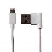 Lightning Data Cable House 1000mm White