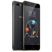 Смартфон ZTE Nubia M2 64Gb Black/Gold