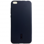 Силиконовый чехол Cherry Premium Fashion Case для Xiaomi Mi5C Dark Blue